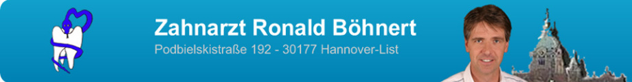 Zahnarzt Ronald Böhnert Hannover List Buchholz